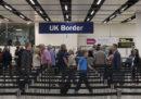 I Conservatori britannici vogliono l'obbligo di visto e passaporto per entrare nel Regno Unito