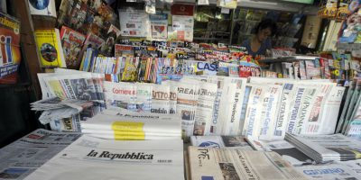 Quali giornali ricevono i contributi pubblici