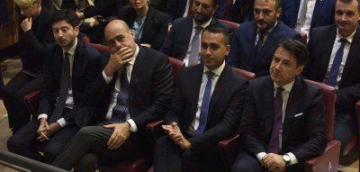Zingaretti dice che Conte è «un punto fortissimo di riferimento di tutte le forze progressiste»