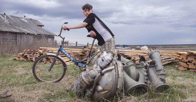 Quelli che riciclano rottami dei razzi russi, in un posto remoto dove nessuno può andare
