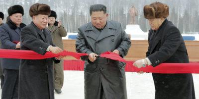 C'è una nuova città in Corea del Nord