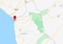 C'è stato un terremoto di magnitudo 6,0 in Cile