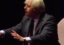 Boris Johnson sa recitare i primi 42 versi dell'Iliade in greco antico