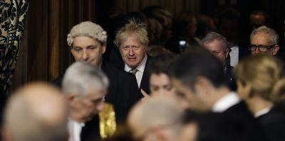 Il Parlamento britannico ha votato l'accordo su Brexit