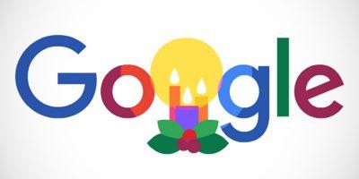 Buone Feste 2019, il doodle natalizio di Google