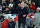 Carlo Ancelotti è il nuovo allenatore dell'Everton