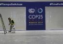 Oggi inizierà a Madrid la COP25, la Conferenza dell'ONU sul cambiamento climatico