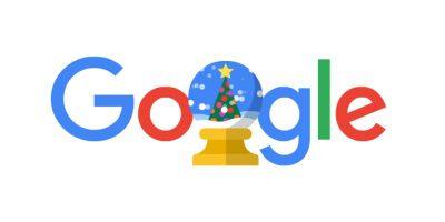 """""""Buone feste 2019!"""": come sono cambiati negli anni i loghi speciali di Google"""