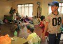 Nelle Filippine sono state evacuate 200mila persone in vista dell'arrivo del tifone Kammuri