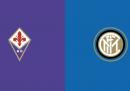 Fiorentina-Inter in TV e in streaming