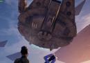 Una scena del nuovo Star Wars è stata mostrata in anteprima dentro Fortnite