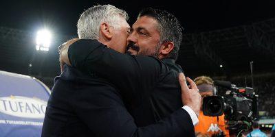 Gennaro Gattuso è il nuovo allenatore del Napoli