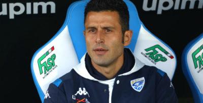 Eugenio Corini torna ad allenare il Brescia in sostituzione di Fabio Grosso