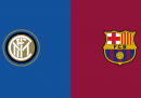 Inter-Barcellona in diretta TV e in streaming