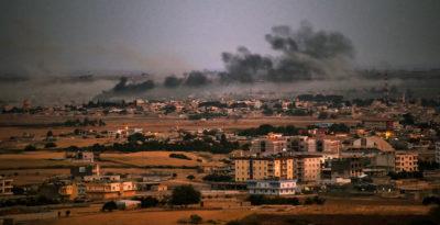 Nel nordest della Siria c'è ancora una situazione complicata