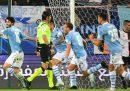 La Lazio ha vinto la sua quinta Supercoppa italiana