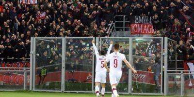 Un tifoso del Milan è stato accoltellato al termine della partita Bologna-Milan