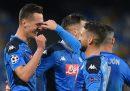 Il Napoli si è qualificato agli ottavi di finale di Champions League
