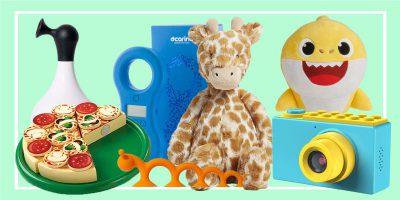 7 regali di Natale per bambini piccoli