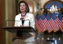 La speaker Nancy Pelosi ha chiesto alla Camera di iniziare a redigere le accuse per l'impeachment contro Donald Trump