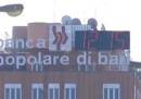 Il problema con la Banca popolare di Bari