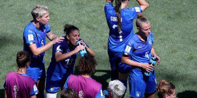 Le atlete italiane potranno diventare professioniste