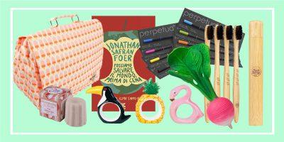 10 idee per fare un regalo di Natale più ecosostenibile