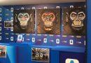 L'ultima iniziativa della Serie A contro il razzismo: tre scimmie