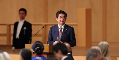 Il Giappone spenderà un sacco di soldi per sostenere la sua economia