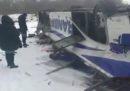 Almeno 15 persone sono morte nella Siberia orientale in un incidente d'autobus