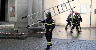 Il terremoto di oggi in provincia di Firenze
