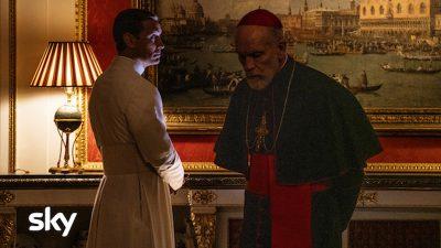 """Otto personaggi di """"The New Pope"""""""