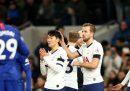 Un tifoso del Chelsea è stato arrestato per aver rivolto insulti razzisti al calciatore del Tottenham Son Heung-min