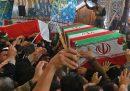 """È caduto un missile nella """"Zona verde"""" di Baghdad, ha detto la polizia irachena"""