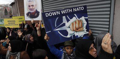 Cosa sta facendo l'Europa sull'Iran