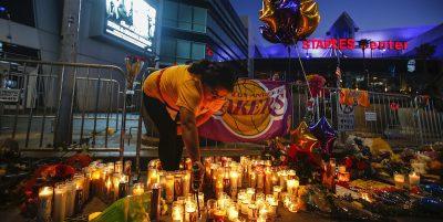 Un'ora dopo la morte di Kobe Bryant, una giornalista ha ricordato che era stato accusato di stupro