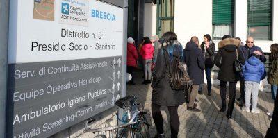 I casi di meningite in provincia di Bergamo