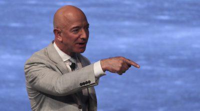 La storia del telefono di Jeff Bezos hackerato