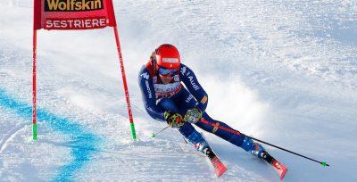 Federica Brignone ha vinto lo slalom gigante a Sestriere