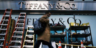 Trasloco da Tiffany