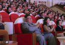 La zia di Kim Jong-un è stata rivista in pubblico per la prima volta da quando suo marito fu ucciso dal regime nordcoreano nel 2013