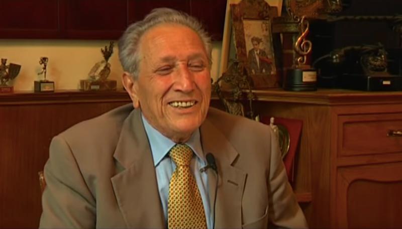 È morto il cantante fiorentino Narciso Parigi, aveva 92 anni