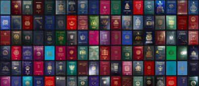 I passaporti più potenti del mondo nel 2020