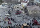 Il terremoto in Turchia