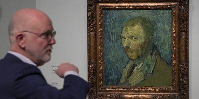 È stata confermata l'autenticità di un autoritratto di Vincent Van Gogh della Galleria Nazionale di Oslo