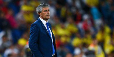 Il Barcellona ha esonerato l'allenatore Ernesto Valverde e nominato al suo posto Quique Setién
