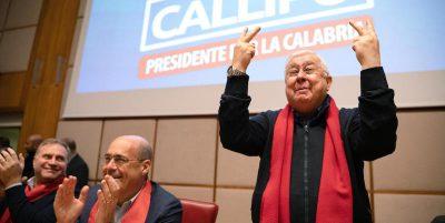 Il voto in Emilia-Romagna e Calabria