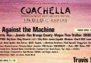 Il programma del Coachella 2020