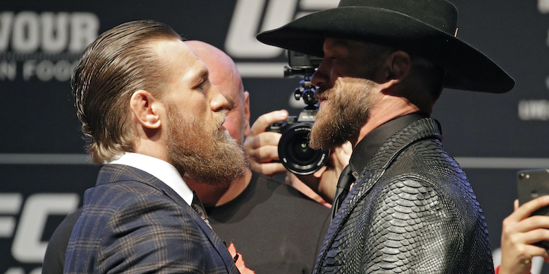 McGregor vs. Cowboy