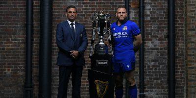 I 31 convocati della Nazionale di rugby per il torneo Sei Nazioni